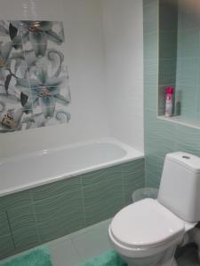 Ванная комната в Domik na Limane