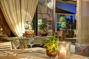 Ресторан / где поесть в Soho Beach Hotel