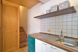 Cucina o angolo cottura di Villa Giannina