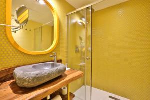 Un baño de Paradiso Ibiza Art Hotel - Adults Only