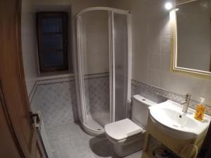 Un baño de Casa el Alba
