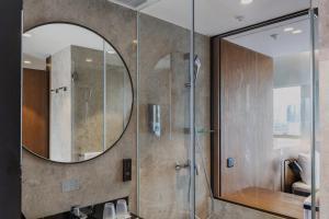 A bathroom at The OTTO Hotel
