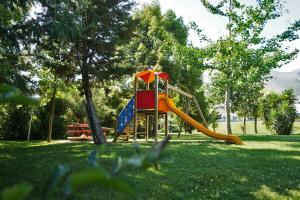 Children's play area at Kora Park Resort