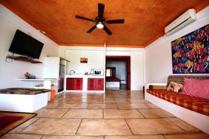 منطقة جلوس في Mirabel Club Resort