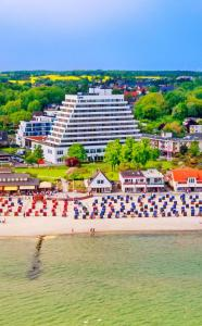 A bird's-eye view of Carat Golf & Sporthotel