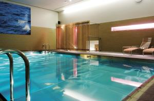 The swimming pool at or close to Apex Grassmarket Hotel