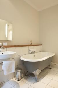 A bathroom at ABode Glasgow