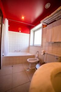 Salle de bains dans l'établissement Pousada do Marão - S. Gonçalo