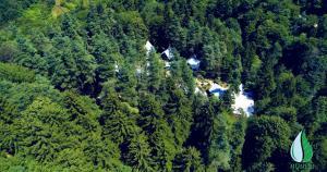 Nunisi Forest Hotel & SPA с высоты птичьего полета