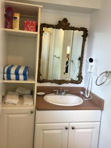A bathroom at Ellis House Bed & Breakfast