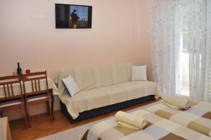 Posedenie v ubytovaní Apartments Ljubica