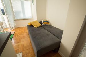 Posteľ alebo postele v izbe v ubytovaní Apartment by Jassi