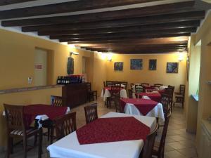 Ristorante o altro punto ristoro di locanda borgo antico