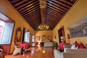 Een restaurant of ander eetgelegenheid bij Hotel Marquesa