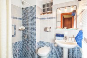 Ein Badezimmer in der Unterkunft Casa Di Mare