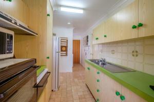 A kitchen or kitchenette at Southside Central Unit