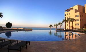 The swimming pool at or near Samarah Resort