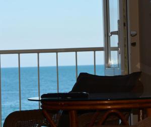 Jūros panorama iš viešbučio arba bendras jūros vaizdas