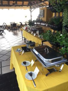 A restaurant or other place to eat at Supatra Hua Hin Resort