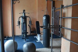 Фитнес-центр и/или тренажеры в Мини-отель Крафт