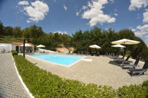 The swimming pool at or near Quinta da Nave do Lobo