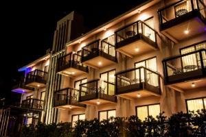 家庭旅館所在的建築