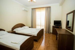 Кровать или кровати в номере National Vityazevo
