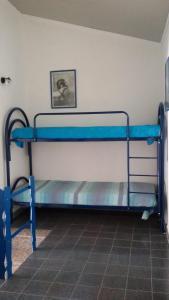 Litera o literas de una habitación en La Porta Blu