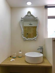 A bathroom at Mas Misajail