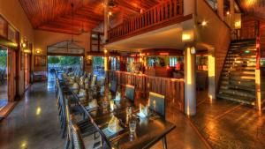 A restaurant or other place to eat at Sovereign Resort Hotel