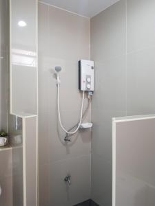 Ein Badezimmer in der Unterkunft Kanlaya House Resort
