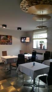 Restauracja lub miejsce do jedzenia w obiekcie Rever Spa