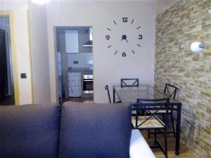 A seating area at Casa Louro