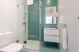 Um banheiro em Dream Chiado Apartments