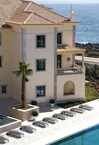 The swimming pool at or near Grande Real Villa Itália Hotel & Spa