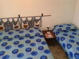 Letto o letti in una camera di Alba Holiday Home