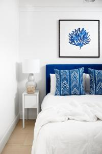 A bed or beds in a room at Flourish ON Bull