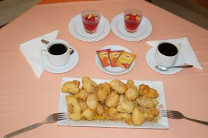 Επιλογές πρωινού για τους επισκέπτες του Brati - Arcoudi Hotel