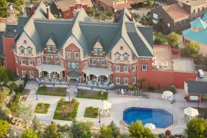 PortAventura Lucy's Mansion - Includes PortAventura Park Tickets a vista de pájaro