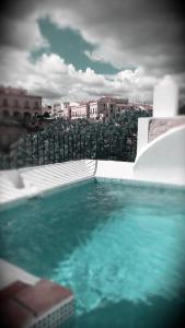 The swimming pool at or near Hotel Montelirio