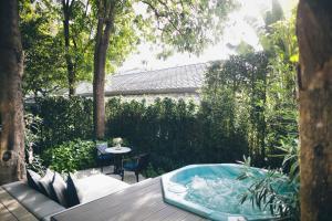The swimming pool at or near The Raweekanlaya Bangkok
