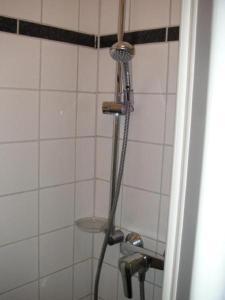 A bathroom at Jugendherberge Bonn
