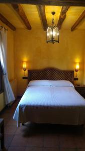 Un ou plusieurs lits dans un hébergement de l'établissement Posada Calera