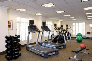 The fitness center and/or fitness facilities at The Inn On Biltmore Estate