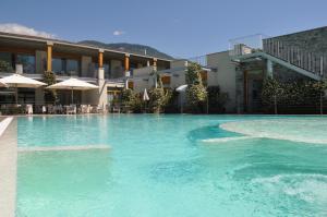 The swimming pool at or near Tullio Hotel