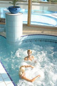 The swimming pool at or near Ensana Thermal Aqua