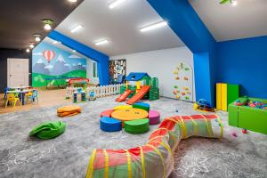 The kid's club at Hotel Aquarion Family & Friends
