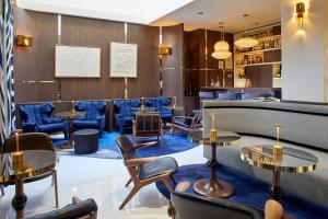 O lounge ou bar de Hôtel Bel Ami