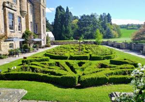 Giardino di Carberry Tower Mansion House and Estate