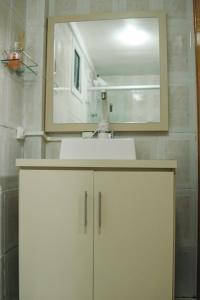 A bathroom at Casa Muller